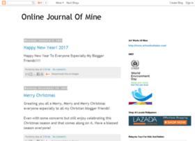 onlinejournalofmine.blogspot.com