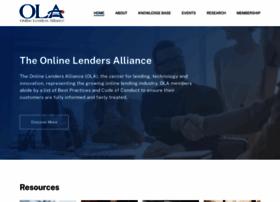 onlinelendersalliance.org