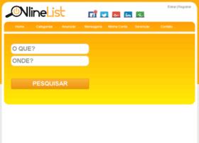 onlinelist.com.br
