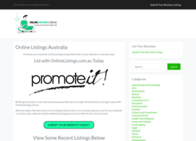 onlinelistings.com.au