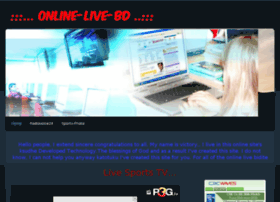onlinelivebd.weebly.com