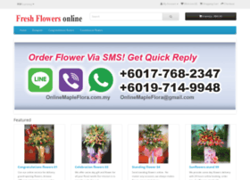 onlinemapleflora.com.my