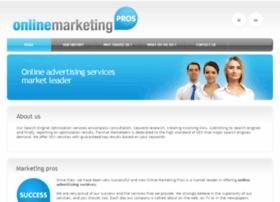 onlinemarketing-pros.com