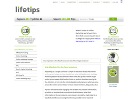 onlinemarketing.lifetips.com