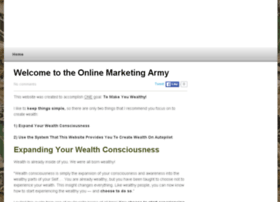 onlinemarketingarmy.com