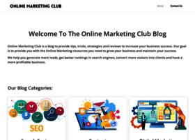 onlinemarketingclub.com