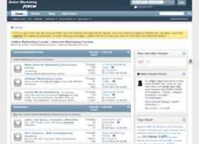 onlinemarketingforum.org