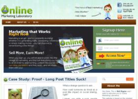onlinemarketinglaboratory.com