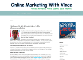 onlinemarketingwithvince.com