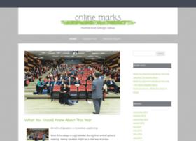 onlinemarks.info