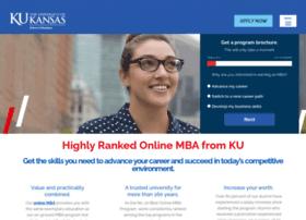 onlinemba.ku.edu