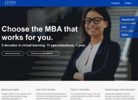 onlinemba.lynn.edu