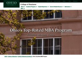 onlinemba.ohio.edu