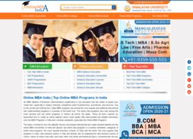 onlinembaindia.com