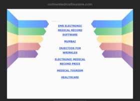onlinemedicaltourism.com