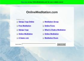 onlinemeditation.com