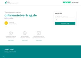 onlinemietvertrag.de