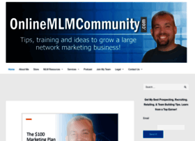 onlinemlmcommunity.com