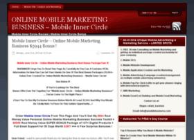 onlinemobilemarketingbusiness.info