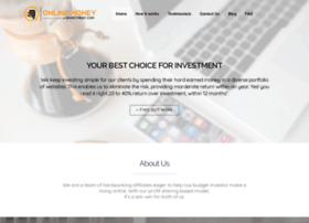 Onlinemoneyinvestment.com
