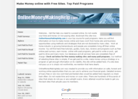onlinemoneymakinghelp.com