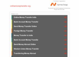 onlinemoneytransfer.org