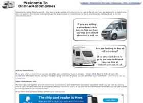 onlinemotorhomes.com