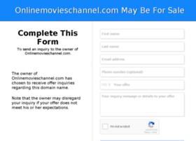 onlinemovieschannel.com