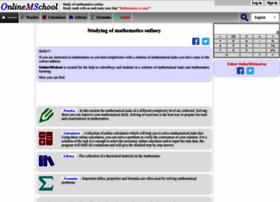 onlinemschool.com