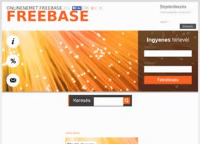 onlinenemet.freebase.hu