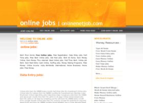 onlinenetjob.com