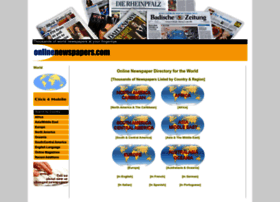 onlinenewspapers.com
