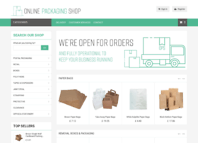 onlinepackagingshop.co.uk