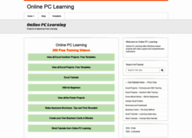 onlinepclearning.com