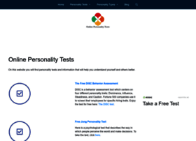 onlinepersonalitytests.org