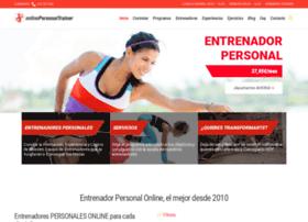 onlinepersonaltrainer.es