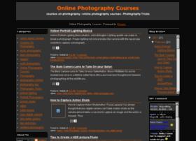 onlinephotography-courses.blogspot.com