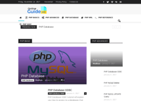 onlinephpguide.com