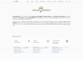 onlinepredigt.de