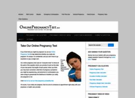 onlinepregnancytest.biz