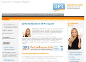 onlinepresse.info