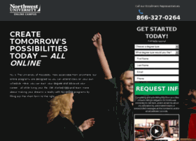 onlineprograms.northwestu.edu