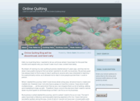 onlinequilting.wordpress.com