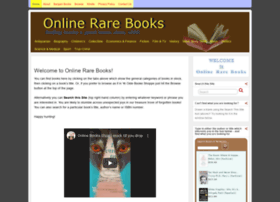 onlinerarebooks.com