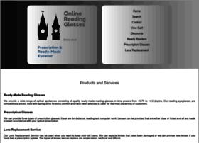 onlinereadingglasses.co.uk