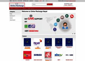 onlinerechargecard.com