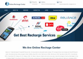 onlinerechargecenter.com