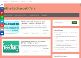 onlinerechargeoffers.com