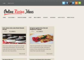 onlinerecipeideas.com