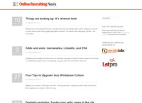 onlinerecruitingnews.com